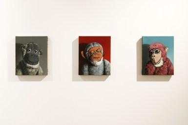 Another three monkeys