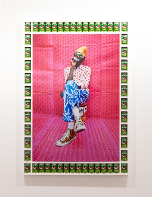 Mr K Jones, Hassan Hajjaj, 2011