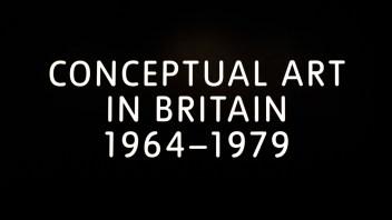 Oxygen Molecules 18, Conceptual Art in Britain 1964 - 1979, Tate Britain