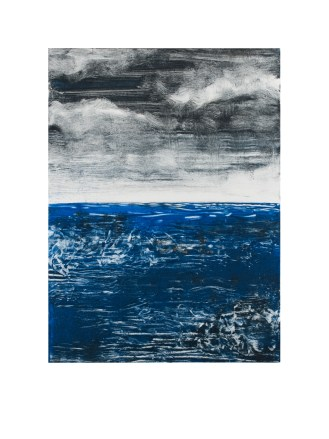 Monoprint (Seascape 4)|