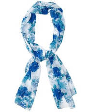 1 - Echo Spring Floral Scarf at Piperlime