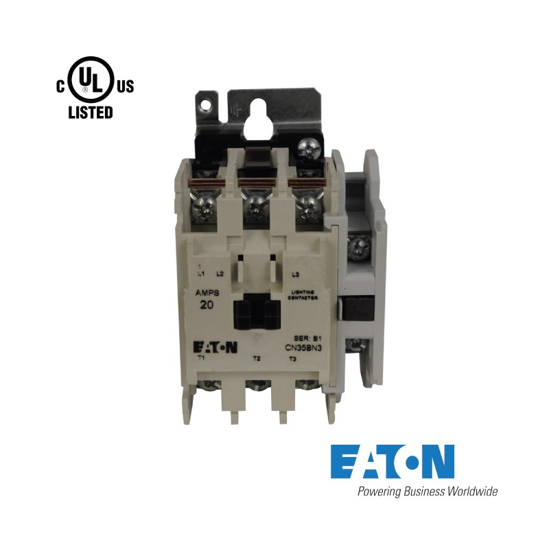 eaton cn35 electrically held lighting contactor modern electrical supplies ltd