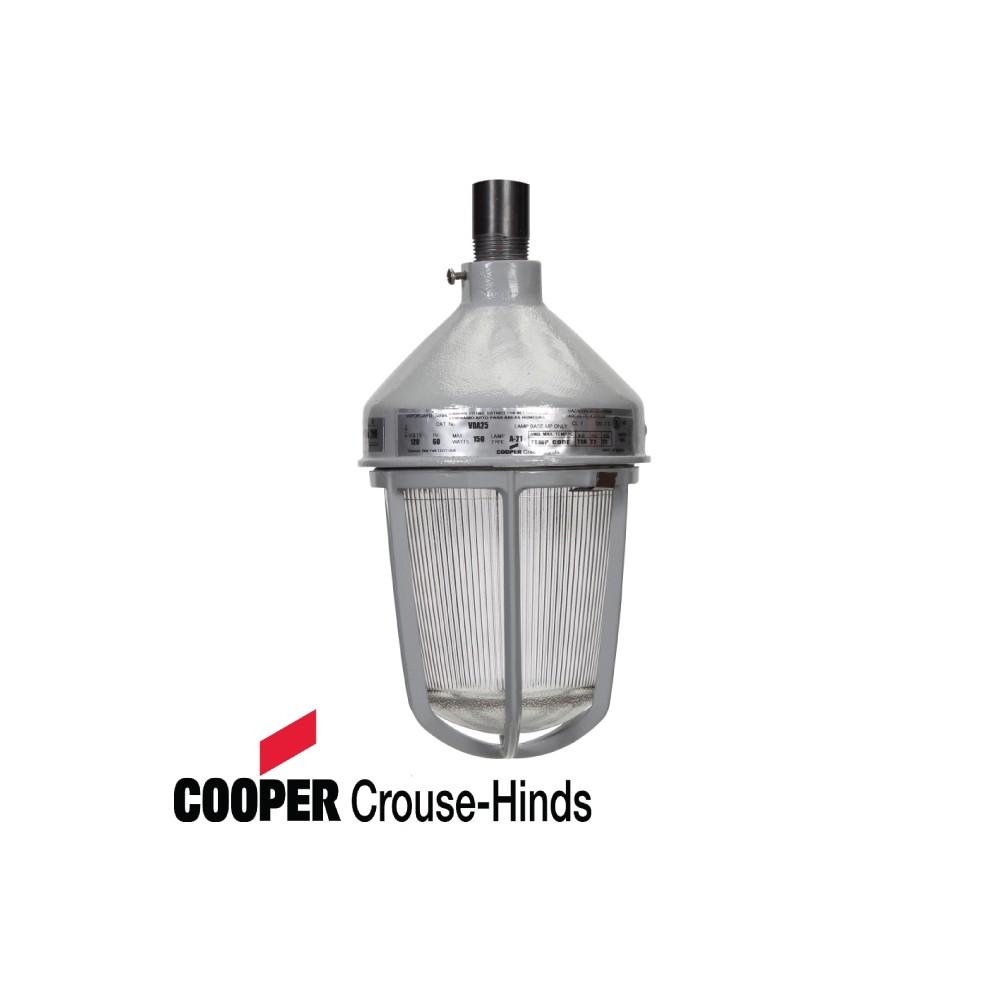 crouse hinds series vaporgard vda light fixture modern electrical supplies ltd