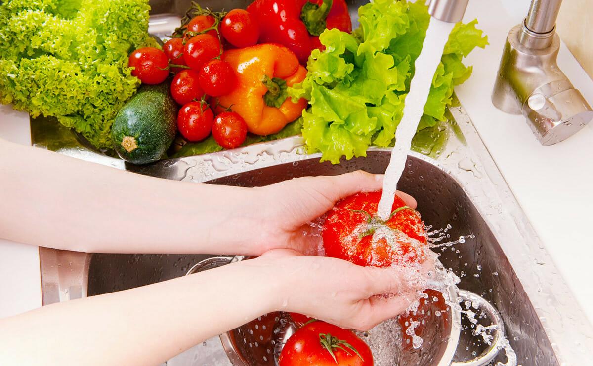 7 Myths About Washing Your Produce Modern Farmer