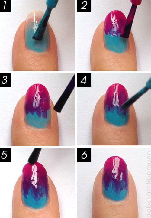 The Appealing Simple Nail Art Designs Photo