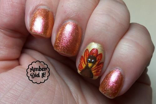 18 Turkey Nail Art Designs Ideas Trends Stickers 2016