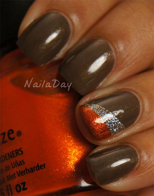 Thanksgiving Nail Art Designs There Are More 30 Ideas Trends Stickers 2016
