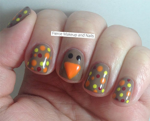 15 Best Turkey Nail Art Designs Ideas Trends