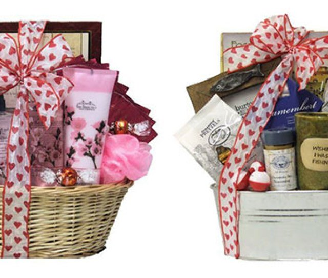 Valentines Day Gift Basket Ideas For Husbands