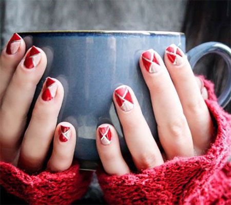 50 Winter Nail Art Designs Ideas Trends Stickers
