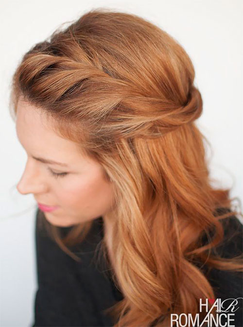 20 Inspiring Valentines Day Hairstyles Ideas Amp Looks