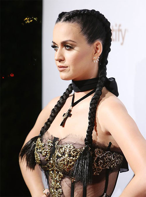 12 Celebrity Boxer Braids Hairstyles 2016 Modern Fashion