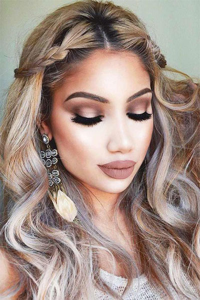 20 Best Valentines Day Face Amp Eye Makeup Ideas Amp Looks