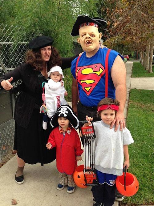 18 unique family halloween costume ideas 2018 modern fashion blog