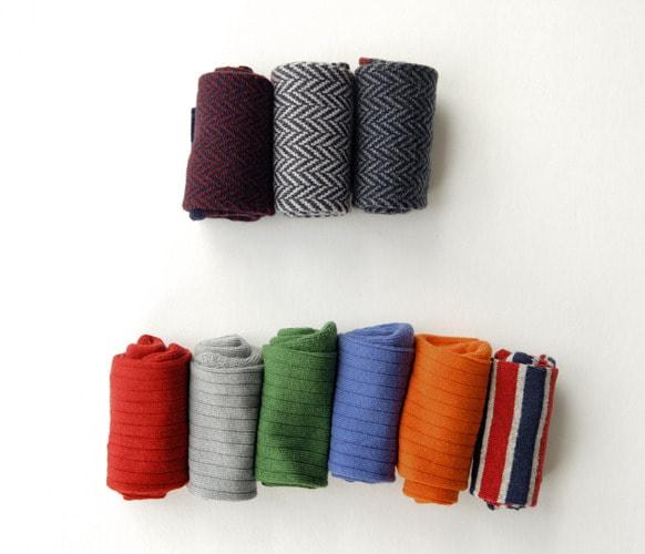 American-made socks