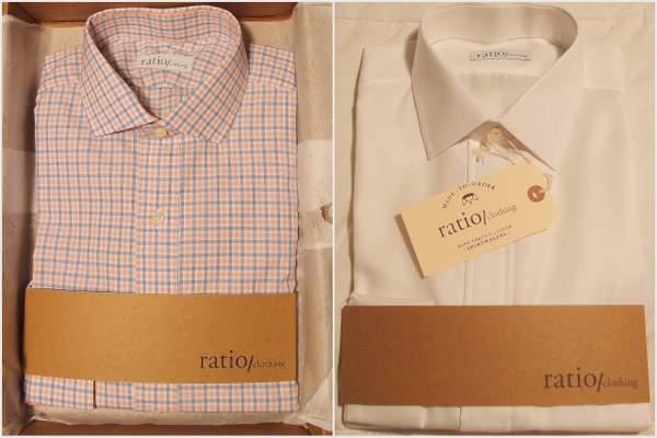 Ratio Clothing dress shirts