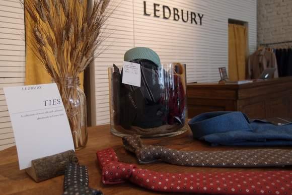 Ledbury-ties