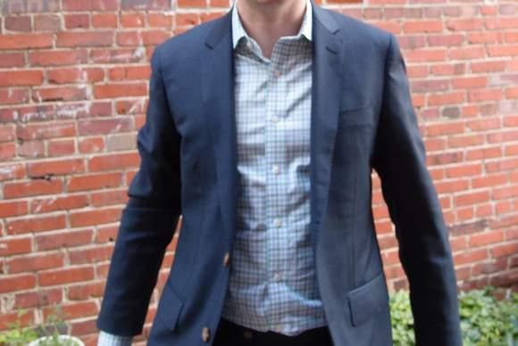Proper-suit-on