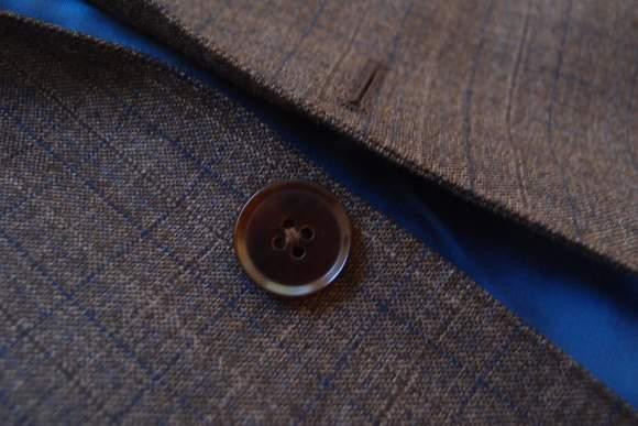 Black-lapel-2014-brown-suit-jacket