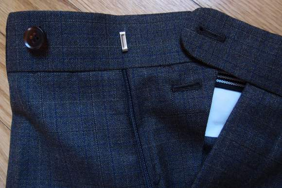 Black-lapel-custom-suit-trousers