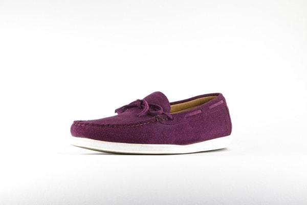jay butler driving shoe purple suede