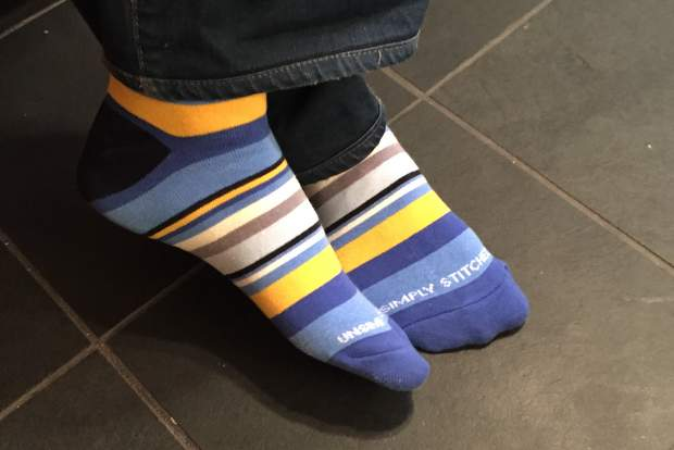 Unsimply-stitched-stripes-blue-yellow