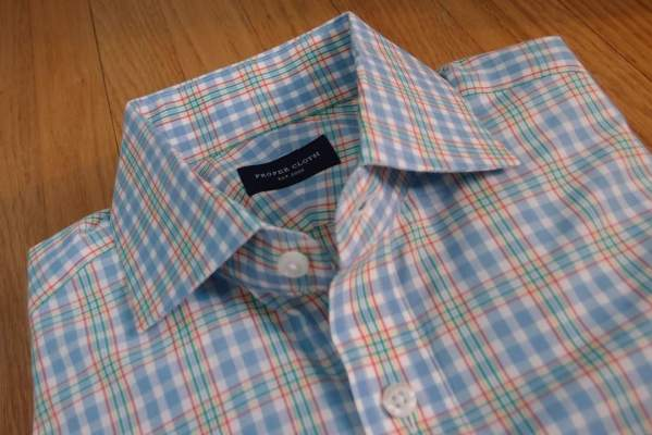 9044cd37 Our Updated Review: Proper Cloth Custom Dress Shirts – Modern Fellows