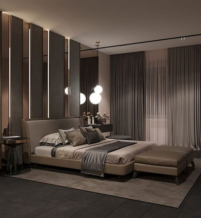 What's Hot On Pinterest - Luxurious Bedroom Decor Is Today ...
