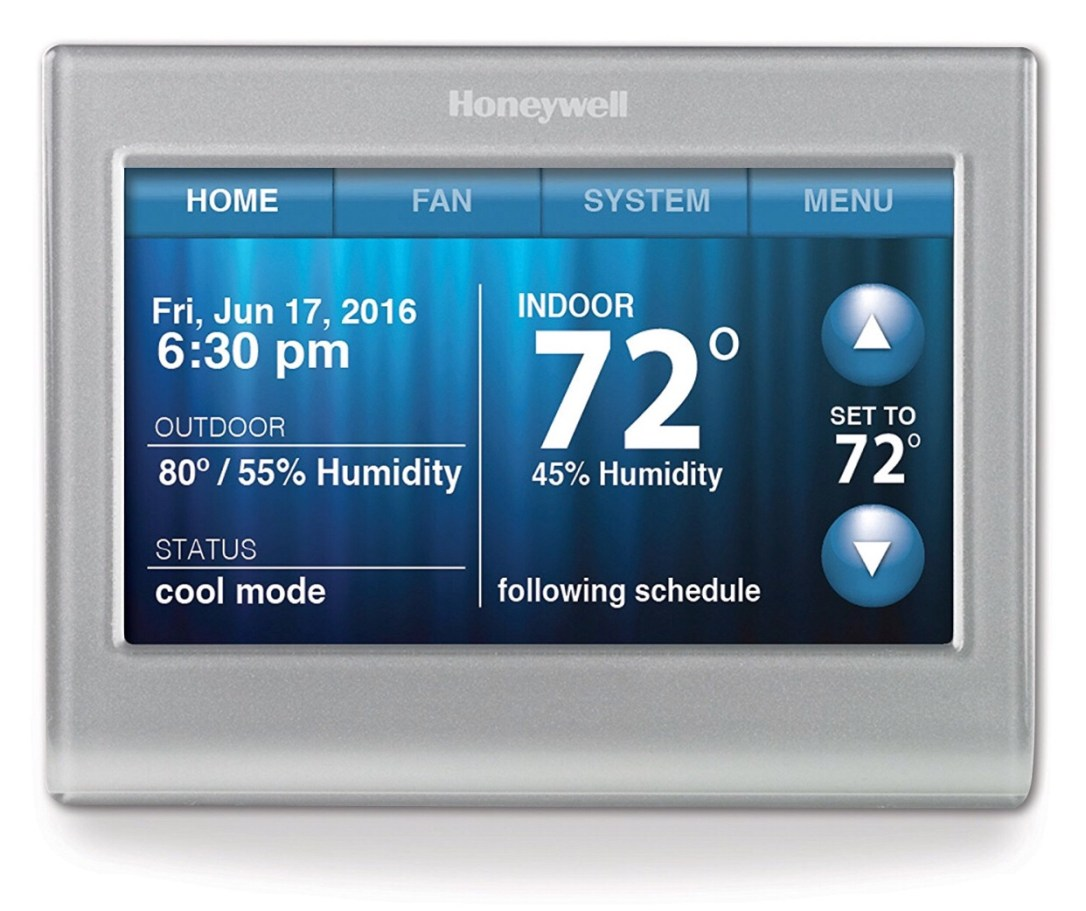 Honeywell Geothermal thermostat