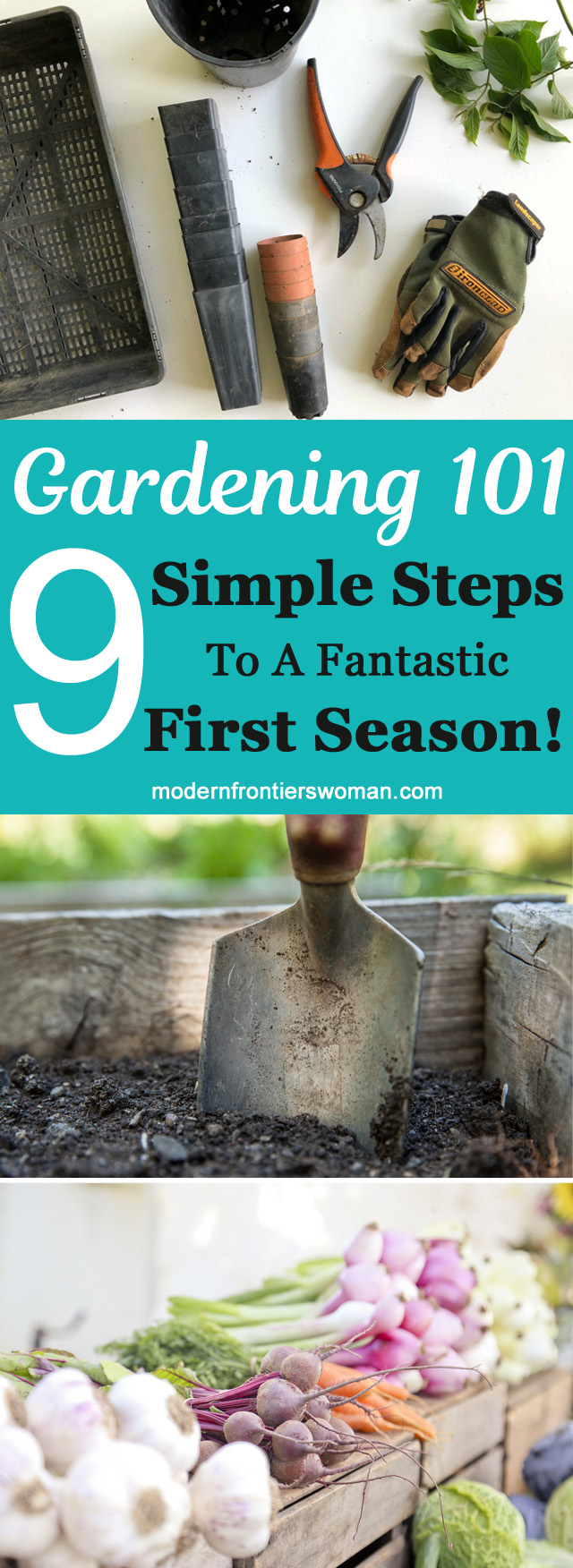9 Simple Steps to a Fantastic First Season