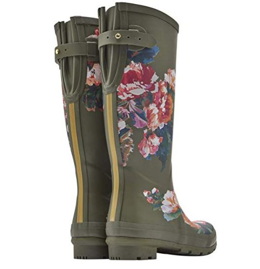 Womens Rubber Rain Boots Goulashes