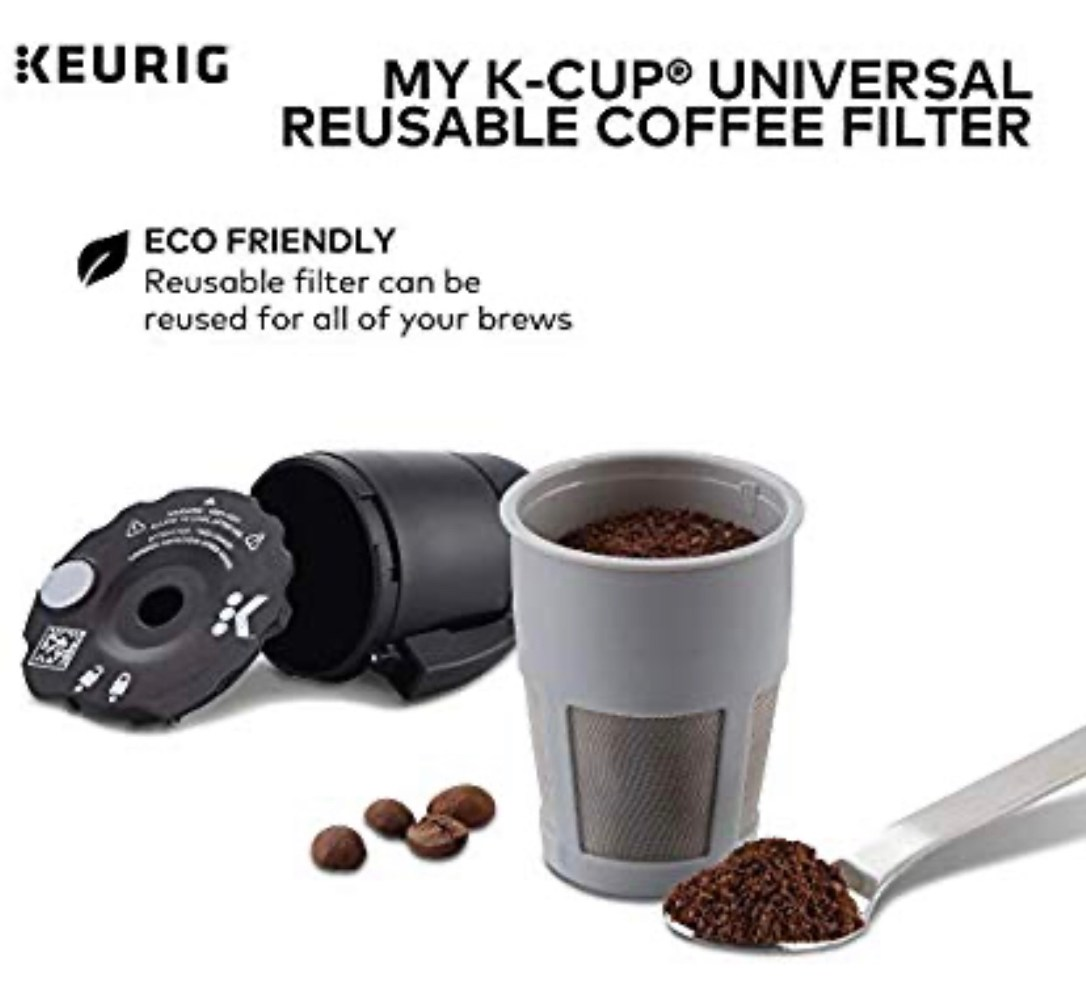 Kurig Kcup Reusable Coffee Filter