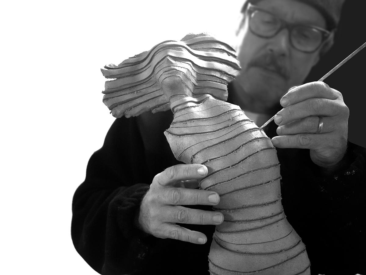 Frank Olsson konstnär