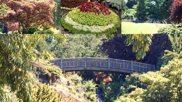 Places to See in Vancouver, Queen Elizabeth Paark, www.moderngillie.com