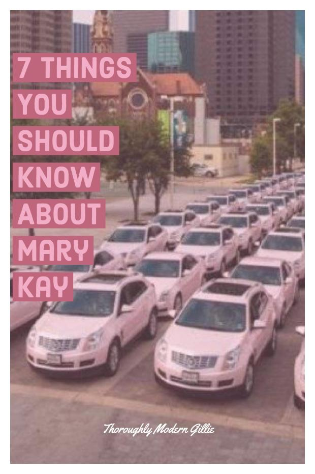 7 Things You Should Know About Mary Kay, #marykay, #skincare #makeup, www.moderngillie.com