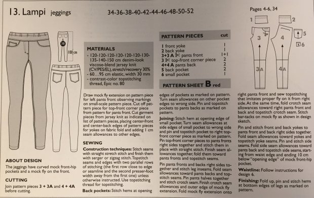 Quick and Easy Sewing Patterns from Ottobre Design Woman, www.moderngillie.com