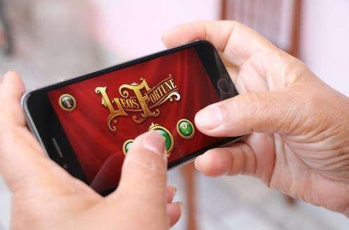 gaming apps for iphone