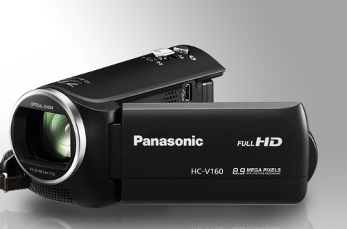 panasonic HC-V160 review