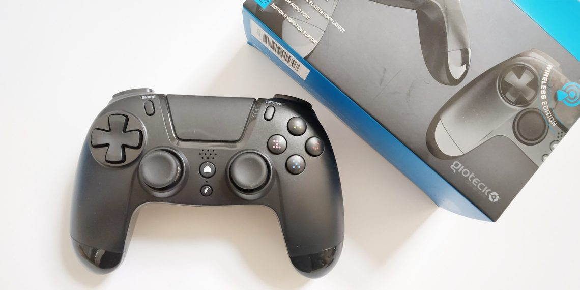 Gioteck VX4 Controller gaming technology PS4 PC
