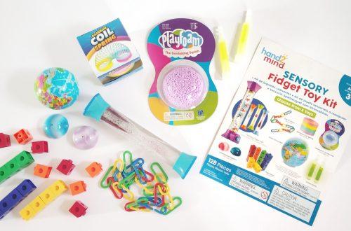 sensory fidget toys