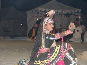 Rajasthani dancers
