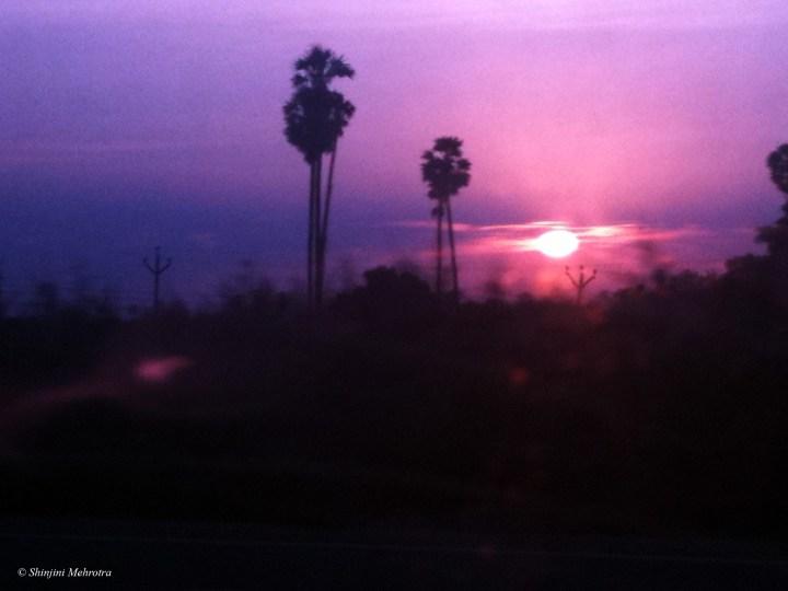 pondicherry_sunset