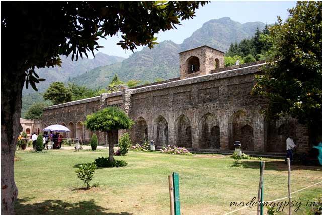 Parimahal, palace of fairies, srinagar