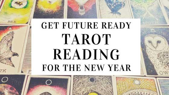 Yearly Tarot Reading 2017
