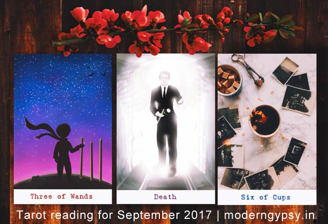 Tarot forecast for September 2017