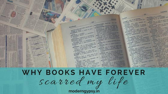 Why books have forever scarred my life: the hero's call and dramatic expectations of change