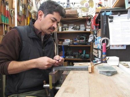 Learn DIY woodworking in India