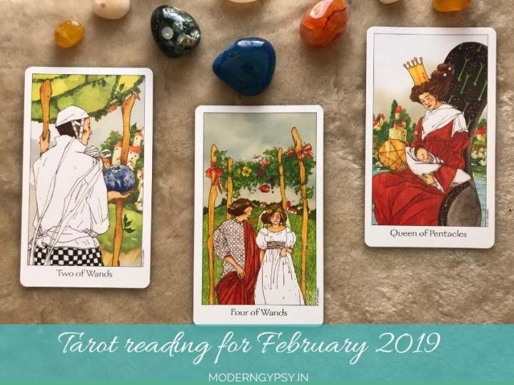 Tarot reading for February 2019