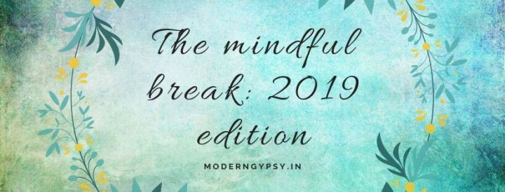 The Mindful Break 2019 Instagram Challenge