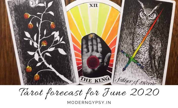 Tarot reading and energy forecast for the collective for June 2020